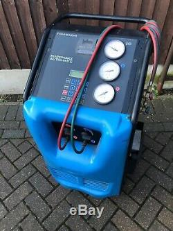 Euromaxx Fully Automatic Air Con Conditioning Machine Unit Station 1Year Old
