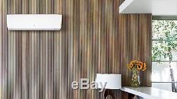 Fujitsu 3.4 Kw Air Conditioning Wall Mounted Unit Heat Pump Domestic Air Con