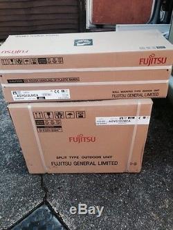 Fujitsu 3.5 kW Air Conditioning Unit Grab A Bargain £1075 07901814174