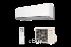 Fujitsu Air Conditioning, 2KW Wall Mounted Heat Pump System ASYG07LMCE
