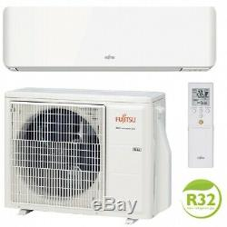 Fujitsu Air Conditioning 3.5kw Wall Mounted Heat Pump Domestic Air Con R32
