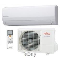 Fujitsu Air Conditioning 5.2kw Wall Mounted Heat Pump Domestic Air Con Unit