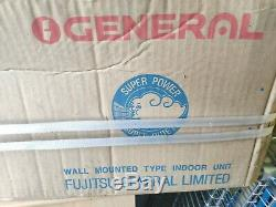 Fujitsu Split air conditioning unit Inverter 2.6kw 9000btu R410a BNIB