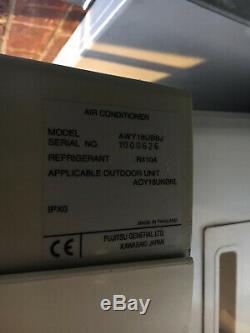 Fujitsu air conditioning Heat Pump unit Split System 5.5kw Daikin Mitsubishi