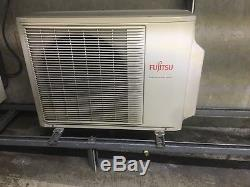 Fujitsu air conditioning unit Ducted 5kw Inverter