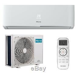 HISENSE Comfort Eco 12 Air Conditioner Conditioning Split System Unit Set 3.4kW