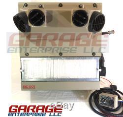 HUMVEE A/C RedDot R-2400-0 Backwall Trucks Air Conditioning KIT Unit 24V