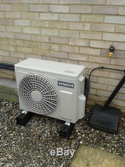 Hitachi summit 5KW Air Conditioning system