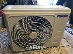 Ice Stream Air Conditioning 5kw Wall Mounted Heat Pump Domestic Air Con R32
