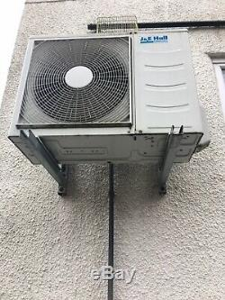 J E Hall Beer Cellar Cooler Air Conditioning Complete Unit