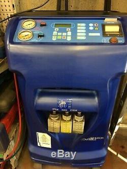 Johnson Controls Garage Car Air Conditioning AC Recharge Unit Machine Air Con