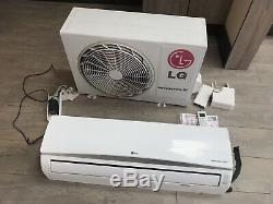 LG Air Conditioning Unit (3.5Kw) Cooling & Heating Inverter V technology
