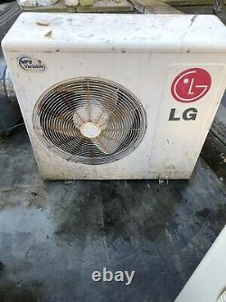 LG Air Conditioning unit 5 Kw Heating And Cooling