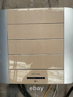 LG Art Cool Air Conditioning Unit