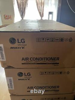 LG Ceiling Mounted Air Conditioning Unit Cool Air Summer ARNU12GTUC2