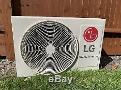 LG Outdoor Condenser Unit, air conditioning used