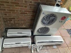 Lg air conditioning unit Multi Split
