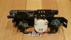 Mercedes Benz w201 190E 180E heater air conditioning controls HVAC control unit