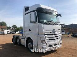 Mercedes actros 2551 tractor unit