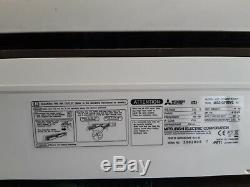 Mitsbubishi Electric Air Conditioning Room Wall Unit With Remote Control