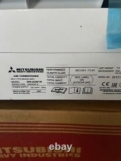Mitsubishi 3.5kw air conditioning unit SRK35ZSP-W (indoor unit only)
