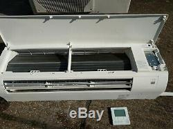 Mitsubishi Air Conditioning 10Kw 35000Btu Wall Mount Heat Pump Inverter System