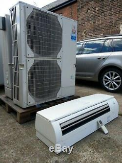 Mitsubishi Air Conditioning 10Kw Large Wall Mounted AC System 2012.11 year