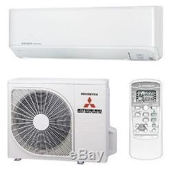 Mitsubishi Air Conditioning 2.5kw Wall Mounted Heat Pump Domestic Air Con