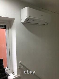 Mitsubishi Air Conditioning 3.5kw Wall Heat Pump R32 Domestic Air Con System