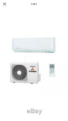 Mitsubishi Air Conditioning 3.5kw Wall Mounted Heat Pump Domestic Air Con