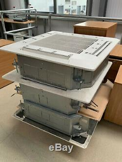 Mitsubishi Air Conditioning Ceiling Cassettes & External Unit 20kw
