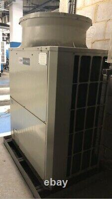 Mitsubishi Air Conditioning City Multi PURY-EP200YJM-A with 5 Ducted Units