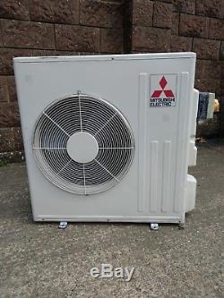 Mitsubishi Air Conditioning Electric MUZ-GE71VA (E1) Heat Pump Condensing Unit
