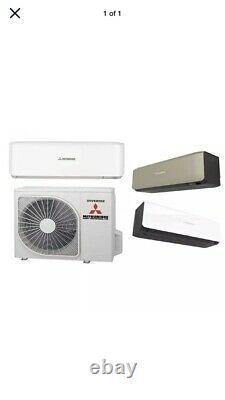 Mitsubishi Air Conditioning Unit 2.4kw Heat & CoolingPump R32 Domestic Air Con