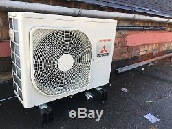 Mitsubishi Air Conditioning Unit 2.5kW Wall Heat Pump R32 Domestic
