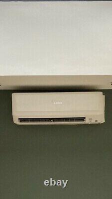 Mitsubishi Air Conditioning Unit 2.5kW Wall Heat Pump R32 Domestic Air Con