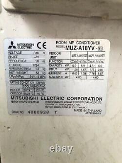 Mitsubishi Air Conditioning Unit X4