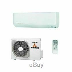 Mitsubishi Air conditioning Unit SRKZSP-W (2.5kw 5.0kw)