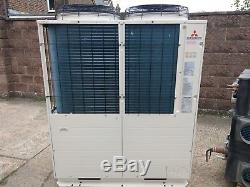 Mitsubishi Heavy Air Conditioning VRF System FDC450KXE6 & 3 x 11 Kw ducted Units