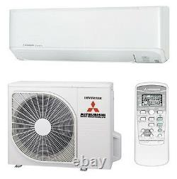 Mitsubishi Highwall SRK 25zj-s inverter Air Con Unit 2.5KW with 3 years warranty