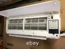 Mitsubishi SCM45ZS-W Air-Conditioning Outdoor with2 Indoor Wall Units £1297RRP