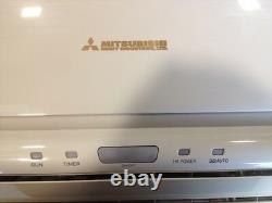 Mitsubishi Wall Mounted Multi Inverter System, 3 Indoor Units, Air Conditioner