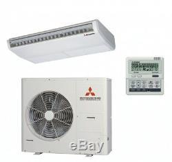Mitsubishi air conditioner air conditioning unit under ceiling inverter system