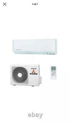Mitsubishi air conditioning unit Heating & Cooling