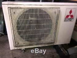 Mitsubishi air conditioning unit MUZ-SF25VE