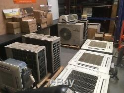 Mitsubishi air conditioning unit industrial job lot 10 units temperature control