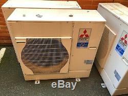 Mitsubishi air conditioning units x 2 PUHZ-ZRP71VHA / PKA-RP71KAL