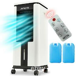 NETTA Portable Air Cooler Conditioning Unit Humidifier 7L Tank Remote Control