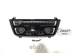 Original BMW F20 F21 F30 F31 FL Bedienteil Klimaautomatik Audio 6832885 9363545