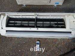 PANASONIC Air Conditioning 7Kw High Wall mount Heat Pump 24000 Btu heating 2013